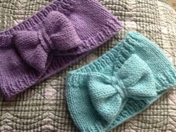 Baby headbands patterns