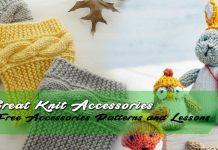 Great accessories patterns