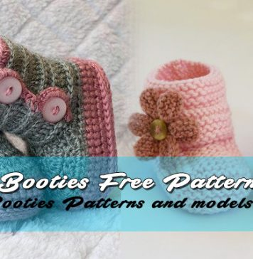 Baby Booties Patterns