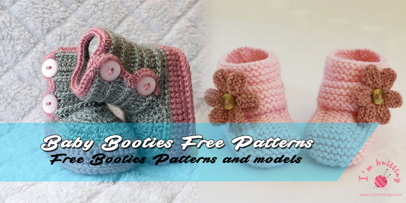 Knitted Baby Booties Free Patterns Im Knitting Knitting Patterns