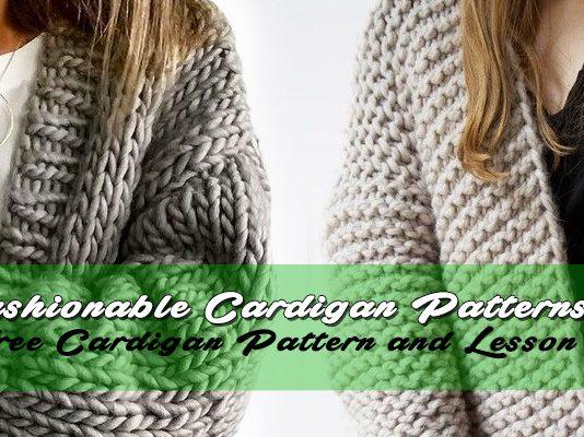Cardigan Patterns