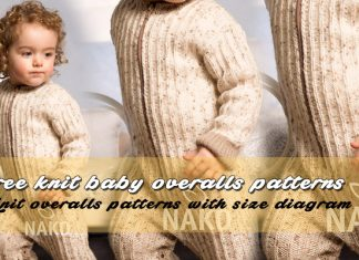 Free Knit Baby Romper Pattern: Moonlight