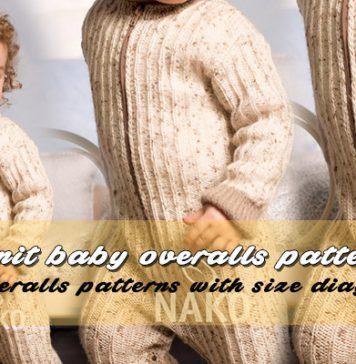 Free Knit Baby Romper Pattern: Moonlight