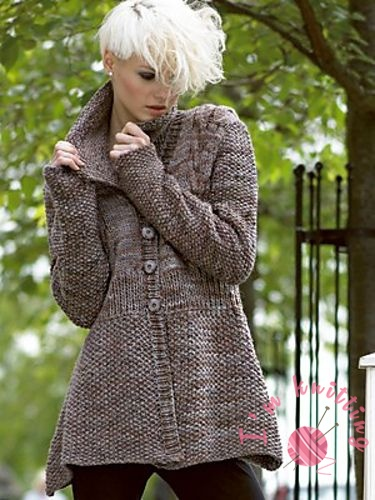 Free Knit Jacket Patterns   Knitting patterns for beginners
