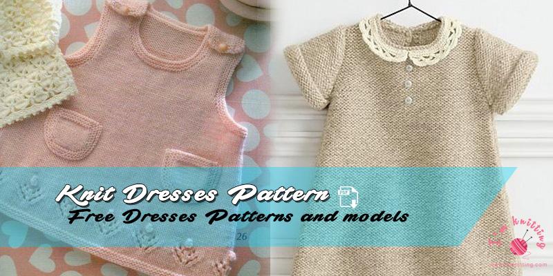 Knitting Patterns Dress