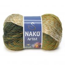 Yarn: Nako Artist 86345
