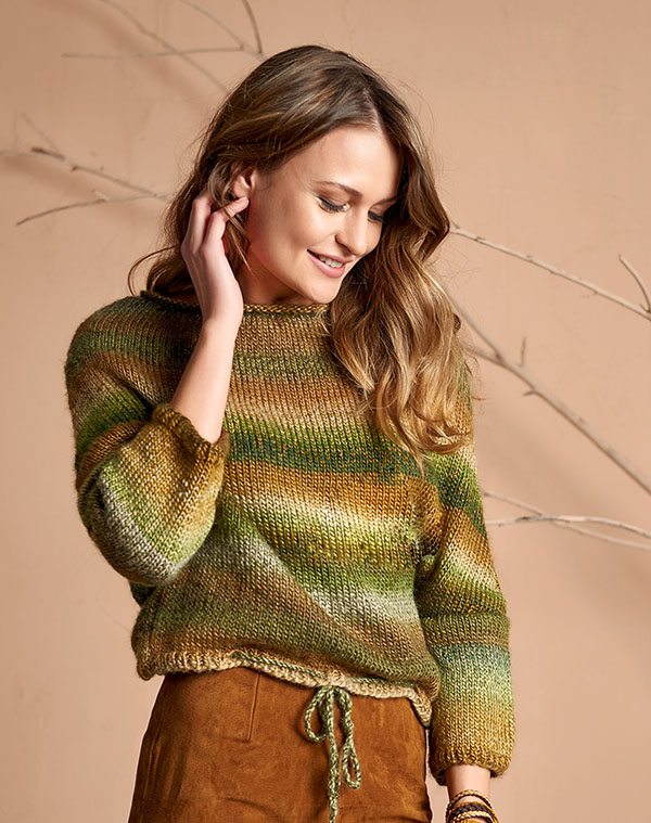 Knit Sweater for women by Nako