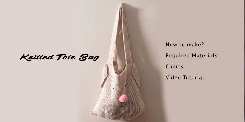 Knitting Cute Tote Bag | I\'m Knitting - Knitting Patterns