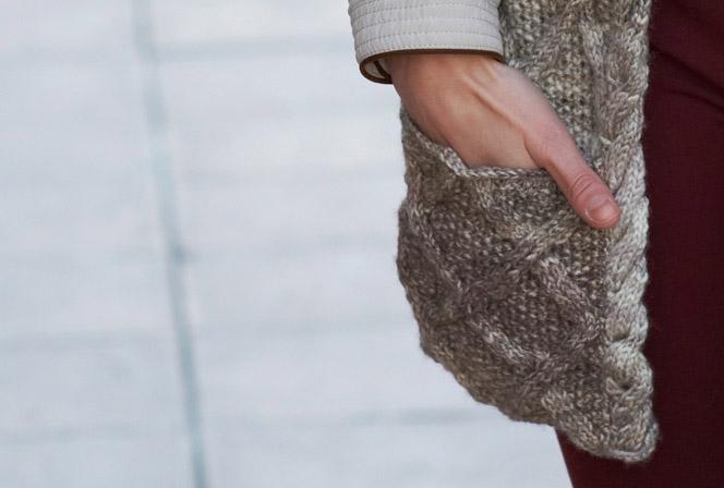 Pocket design for pattern