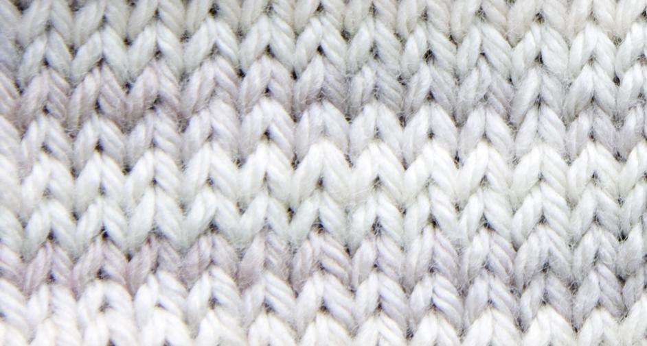 How To Knit Stockinette Stitch Stocking Stitch