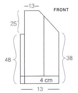 Front Diagram