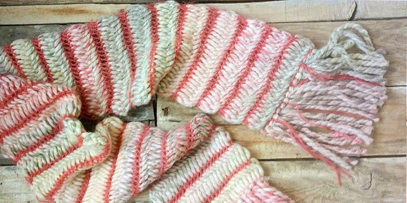 Boho Scarf Knitting Pattern Im Knitting Knitting Patterns