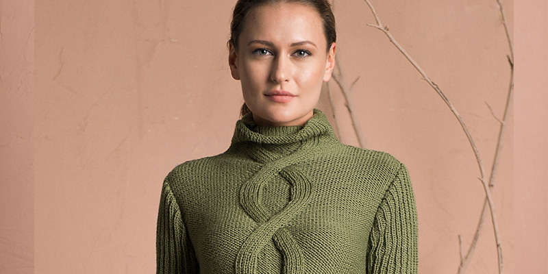Pure Wool Sweater Easy Knitting Pattern Knitting Patterns For