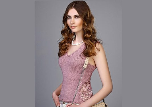 Crochet Blouse Pattern