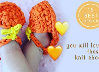Best knit baby booties