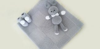 Best 15 Knitted Baby Blankets