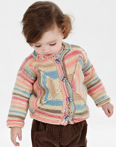 Free Toddler Sweater Knitting Pattern for beginners