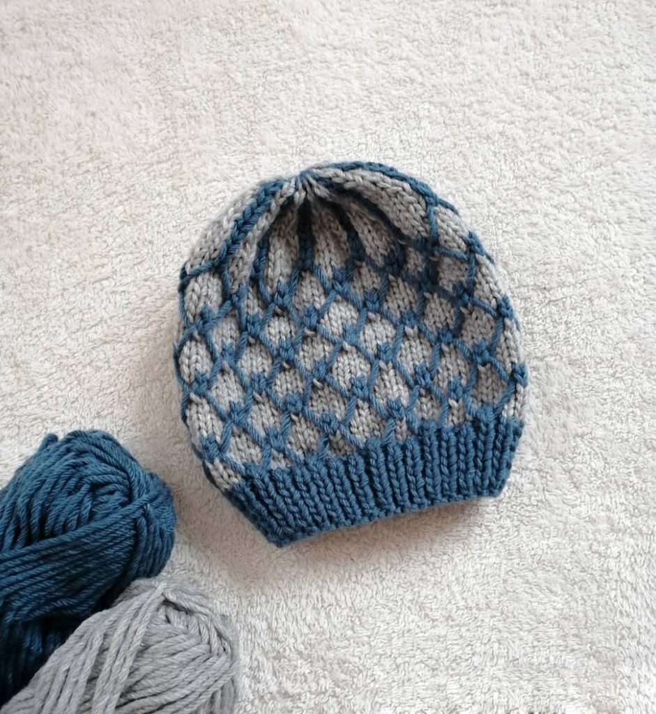 Cool Knit Baby Hat