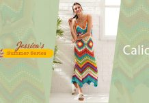 Women's Summer Crochet Dress Pattern