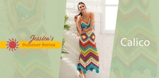 Women's Summer Crochet Dress Pattern