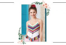 Free Crochet Top Pattern for women