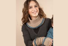 Free Neck Warmer Knitting Pattern For Beginners