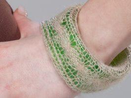 Easy Bracelet Knitting Patterns