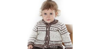 Free Toddler Cardigan Knitting Pattern