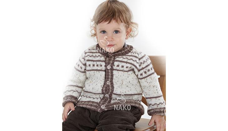 Free Toddler Cardigan Knitting Pattern | Knitting patterns